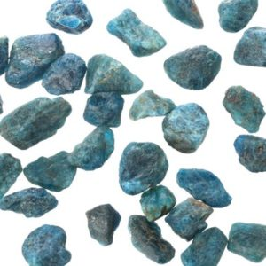 Shop Raw & Rough Apatite Stones! Small Raw Blue Apatite Pieces, Rough Natural Apatite, Apatite Chips, Undrilled Apatite, Bulk Apatite Crystal, TreatedApatite001 | Natural genuine stones & crystals in various shapes & sizes. Buy raw cut, tumbled, or polished gemstones for making jewelry or crystal healing energy vibration raising reiki stones. #crystals #gemstones #crystalhealing #crystalsandgemstones #energyhealing #affiliate #ad