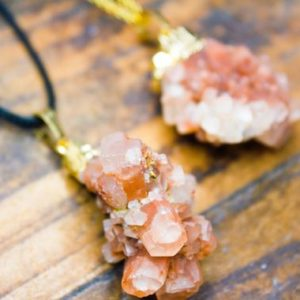 Shop Aragonite Pendants! Natural Aragonite Pendant Chunky Crystal Healing Gold Jewellery Unique Unusual Birthday Gift Birthstone Aries April Taurus | Natural genuine Aragonite pendants. Buy crystal jewelry, handmade handcrafted artisan jewelry for women.  Unique handmade gift ideas. #jewelry #beadedpendants #beadedjewelry #gift #shopping #handmadejewelry #fashion #style #product #pendants #affiliate #ad