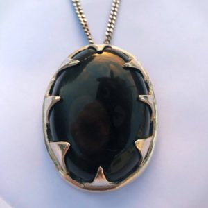 Shop Golden Obsidian Pendants! Attis Golden Obsidian Pendant | Natural genuine Golden Obsidian pendants. Buy crystal jewelry, handmade handcrafted artisan jewelry for women.  Unique handmade gift ideas. #jewelry #beadedpendants #beadedjewelry #gift #shopping #handmadejewelry #fashion #style #product #pendants #affiliate #ad