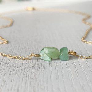 Shop Aventurine Necklaces! AVENTURINE NECKLACE – Aventurine Jewelry – Opportunity Necklace – Green Crystal Necklace – Heart Chakra Necklace – Natural Green Aventurine | Natural genuine Aventurine necklaces. Buy crystal jewelry, handmade handcrafted artisan jewelry for women.  Unique handmade gift ideas. #jewelry #beadednecklaces #beadedjewelry #gift #shopping #handmadejewelry #fashion #style #product #necklaces #affiliate #ad