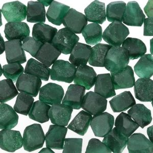 Shop Raw & Rough Aventurine Stones! Small Raw Green Aventurine Pieces, Rough Green Aventurine, Genuine Green Aventurine Crystal, Bulk Raw Gemstone, Sgrnaventurine002 | Natural genuine stones & crystals in various shapes & sizes. Buy raw cut, tumbled, or polished gemstones for making jewelry or crystal healing energy vibration raising reiki stones. #crystals #gemstones #crystalhealing #crystalsandgemstones #energyhealing #affiliate #ad