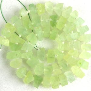 Shop Prehnite Beads! Best Quality 50 Piece Natural Prehnite Rough,Drilled Rough,6-8 MM Approx,Rough Gemstone,Prehnite Making Jewelry,Green Color,Wholesale Price | Natural genuine beads Prehnite beads for beading and jewelry making.  #jewelry #beads #beadedjewelry #diyjewelry #jewelrymaking #beadstore #beading #affiliate #ad