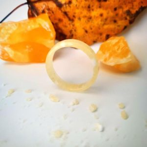 Shop Calcite Rings! Calcite Ring – Orange Gemstone, Precious Crystals & Stones, Positive Cleanse, Spiritual, Holistic Health, Gemini Zodiac, May Birthstone Gift | Natural genuine Calcite rings, simple unique handcrafted gemstone rings. #rings #jewelry #shopping #gift #handmade #fashion #style #affiliate #ad