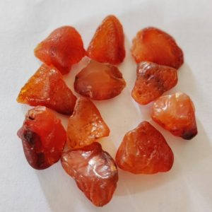 Shop Raw & Rough Carnelian Stones! AAA Quality 25 PC LOT Carnelian Raw Stone, Carnelian  Crystal,Natural Carnelian Gemstone,Healing Crystal Raw, | Natural genuine stones & crystals in various shapes & sizes. Buy raw cut, tumbled, or polished gemstones for making jewelry or crystal healing energy vibration raising reiki stones. #crystals #gemstones #crystalhealing #crystalsandgemstones #energyhealing #affiliate #ad