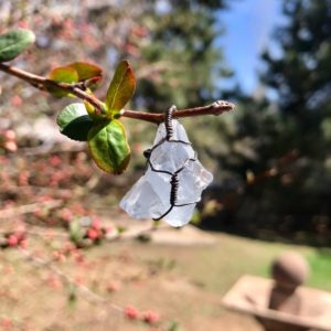 Shop Celestite Pendants! Celestite wire-wrapped pendant | Natural genuine Celestite pendants. Buy crystal jewelry, handmade handcrafted artisan jewelry for women.  Unique handmade gift ideas. #jewelry #beadedpendants #beadedjewelry #gift #shopping #handmadejewelry #fashion #style #product #pendants #affiliate #ad