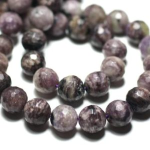 Shop Charoite Faceted Beads! 4pc – stone beads – Charoite faceted balls 10mm Violet Purple black – 8741140022195 | Natural genuine faceted Charoite beads for beading and jewelry making.  #jewelry #beads #beadedjewelry #diyjewelry #jewelrymaking #beadstore #beading #affiliate #ad