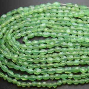 Shop Chrysoprase Chip & Nugget Beads! 11 Inches Strand,Chrysoprase Chalcedony Faceted Fancy Nuggets Shape, Size. 5-6mm | Natural genuine chip Chrysoprase beads for beading and jewelry making.  #jewelry #beads #beadedjewelry #diyjewelry #jewelrymaking #beadstore #beading #affiliate #ad