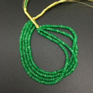 Shop Emerald Bead Shapes! Emerald Beads Colombian emerald Natural Gemstone Faceted Beads Top Color Emerald Jewellery Making Beads Necklace gemstone for jewels | Natural genuine other-shape Emerald beads for beading and jewelry making.  #jewelry #beads #beadedjewelry #diyjewelry #jewelrymaking #beadstore #beading #affiliate #ad
