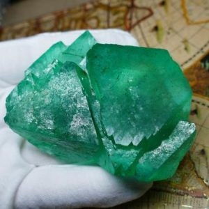 Shop Raw & Rough Fluorite Stones! Fluorite Crystal Cluster – Green Fluorite Mineral Specimen Octahedral Fluorite | Natural genuine stones & crystals in various shapes & sizes. Buy raw cut, tumbled, or polished gemstones for making jewelry or crystal healing energy vibration raising reiki stones. #crystals #gemstones #crystalhealing #crystalsandgemstones #energyhealing #affiliate #ad