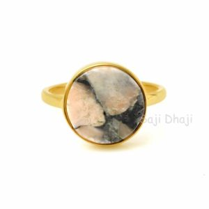 Shop Calcite Rings! Gold ring, White Calcite ring, 925 Sterling Silver ring, Gemstone ring, 12mm Round shape White Calcite gemstone ring,Engagement ring for her | Natural genuine Calcite rings, simple unique alternative gemstone engagement rings. #rings #jewelry #bridal #wedding #jewelryaccessories #engagementrings #weddingideas #affiliate #ad