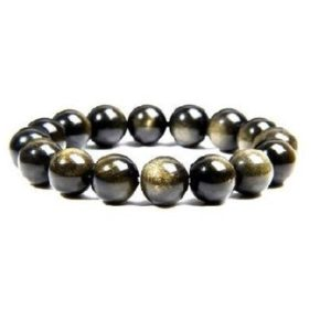 Shop Golden Obsidian Bracelets! Golden Obsidian bracelet, natural beads, shield bracelet, Protection | Natural genuine Golden Obsidian bracelets. Buy crystal jewelry, handmade handcrafted artisan jewelry for women.  Unique handmade gift ideas. #jewelry #beadedbracelets #beadedjewelry #gift #shopping #handmadejewelry #fashion #style #product #bracelets #affiliate #ad