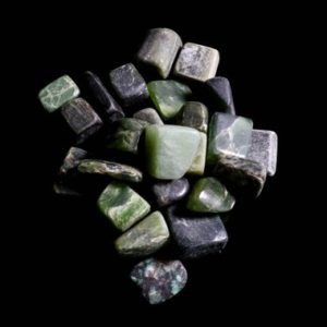 Shop Tumbled Jade Crystals & Pocket Stones! Afghanistan Jade Medium Tumbled | Natural genuine stones & crystals in various shapes & sizes. Buy raw cut, tumbled, or polished gemstones for making jewelry or crystal healing energy vibration raising reiki stones. #crystals #gemstones #crystalhealing #crystalsandgemstones #energyhealing #affiliate #ad