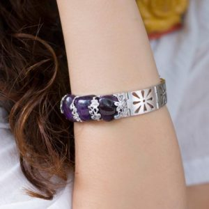 Shop Sugilite Bracelets! Korean sugilite bracelet , silver bracelet, 925 silver handmade, Sugilite Bracelet, Silver Bracelet, Bracelet for Women, Kingdom jewelry | Natural genuine Sugilite bracelets. Buy crystal jewelry, handmade handcrafted artisan jewelry for women.  Unique handmade gift ideas. #jewelry #beadedbracelets #beadedjewelry #gift #shopping #handmadejewelry #fashion #style #product #bracelets #affiliate #ad