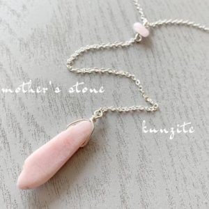Shop Kunzite Necklaces! RAW KUNZITE NECKLACE – Purple Gemstone Necklace Silver – Pink Bridesmaid Necklace – Long Crystal Lariat – Purple Boho Layering Necklace | Natural genuine Kunzite necklaces. Buy crystal jewelry, handmade handcrafted artisan jewelry for women.  Unique handmade gift ideas. #jewelry #beadednecklaces #beadedjewelry #gift #shopping #handmadejewelry #fashion #style #product #necklaces #affiliate #ad