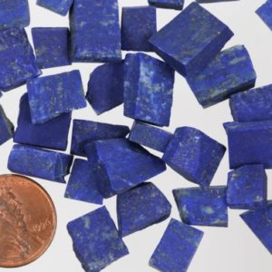 Shop Raw & Rough Lapis Lazuli Stones! Rough Lapis Pieces, Raw Lapis Lazuli, Genuine Uncut Lapis Crystal, Healing Crystal, Rough Gemstone, LAPIS001   Natural genuine stones & crystals in various shapes & sizes. Buy raw cut, tumbled, or polished gemstones for making jewelry or crystal healing energy vibration raising reiki stones. #crystals #gemstones #crystalhealing #crystalsandgemstones #energyhealing #affiliate #ad