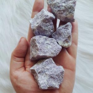 Lepidolite Raw || Crystal Gemstone || Purple || Anxiety ~ Depression ~ EMF protection ~ Joy ~ Emotional Balance | Natural genuine stones & crystals in various shapes & sizes. Buy raw cut, tumbled, or polished gemstones for making jewelry or crystal healing energy vibration raising reiki stones. #crystals #gemstones #crystalhealing #crystalsandgemstones #energyhealing #affiliate #ad