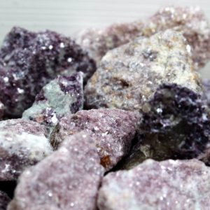 Shop Raw & Rough Lepidolite Stones! Lepidolite Raw Natural Stone Brazil | Natural genuine stones & crystals in various shapes & sizes. Buy raw cut, tumbled, or polished gemstones for making jewelry or crystal healing energy vibration raising reiki stones. #crystals #gemstones #crystalhealing #crystalsandgemstones #energyhealing #affiliate #ad