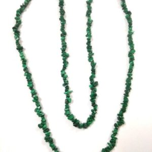 Shop Malachite Bead Shapes! 2mm to 4mm approx.. Natural GREEN Malachite uncut beads strand… 34 inch Malachite Beads Uncut Strand   Natural genuine other-shape Malachite beads for beading and jewelry making.  #jewelry #beads #beadedjewelry #diyjewelry #jewelrymaking #beadstore #beading #affiliate #ad
