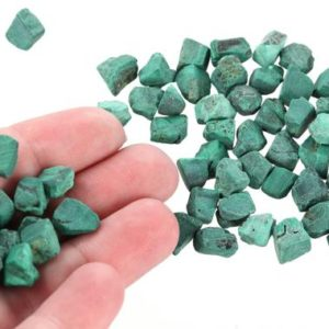 Shop Raw & Rough Malachite Stones! Small Raw Malachite Pieces, Rough Malachite, Genuine Malachite Crystal, Healing Crystal, Bulk Raw Gemstone, SMalachite001 | Natural genuine stones & crystals in various shapes & sizes. Buy raw cut, tumbled, or polished gemstones for making jewelry or crystal healing energy vibration raising reiki stones. #crystals #gemstones #crystalhealing #crystalsandgemstones #energyhealing #affiliate #ad