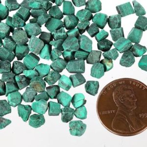 Shop Raw & Rough Malachite Stones! Tiny Raw Malachite Pieces, Rough Malachite, Genuine Malachite Crystal, Healing Crystal, Bulk Raw Gemstone, SSMalachite001 | Natural genuine stones & crystals in various shapes & sizes. Buy raw cut, tumbled, or polished gemstones for making jewelry or crystal healing energy vibration raising reiki stones. #crystals #gemstones #crystalhealing #crystalsandgemstones #energyhealing #affiliate #ad