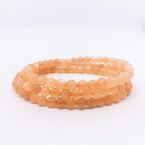 Shop Moonstone Bracelets! Peach Moonstone Bracelet, Multi Layer Bracelet, Mondstein Armband, pierre de lune, June Birthstone, Mondstein Schmuck, Christmas Gifts | Natural genuine Moonstone bracelets. Buy crystal jewelry, handmade handcrafted artisan jewelry for women.  Unique handmade gift ideas. #jewelry #beadedbracelets #beadedjewelry #gift #shopping #handmadejewelry #fashion #style #product #bracelets #affiliate #ad
