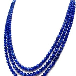 Shop Sapphire Round Beads! Natural blue sapphire 5–6,5mm round faceted cut high quality beads precious gemstone beads Making jewellry beads full strands 15–17–20 inch | Natural genuine round Sapphire beads for beading and jewelry making.  #jewelry #beads #beadedjewelry #diyjewelry #jewelrymaking #beadstore #beading #affiliate #ad