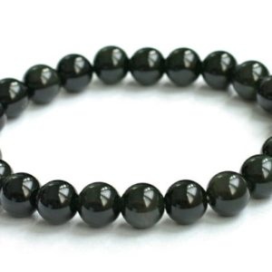 protection crystals jewelry black obsidian beads bracelets  root chakra grounding bracelet beads, obsidian jewelryChristmas | Natural genuine Array bracelets. Buy crystal jewelry, handmade handcrafted artisan jewelry for women.  Unique handmade gift ideas. #jewelry #beadedbracelets #beadedjewelry #gift #shopping #handmadejewelry #fashion #style #product #bracelets #affiliate #ad
