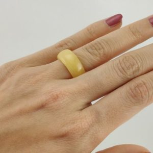 Shop Calcite Rings! Orange calcite stone ring, orange calcite ring, stone rings, crystal ring, stone ring orange calcite, ring gemstone, crystal ring, gemstone ring | Natural genuine Calcite rings, simple unique handcrafted gemstone rings. #rings #jewelry #shopping #gift #handmade #fashion #style #affiliate #ad