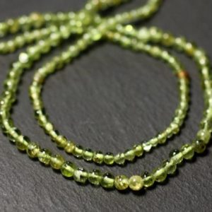 Shop Peridot Bead Shapes! 33cm env – stone beads – Peridot 117pc yarn balls 2-3mm – 8741140012448 | Natural genuine other-shape Peridot beads for beading and jewelry making.  #jewelry #beads #beadedjewelry #diyjewelry #jewelrymaking #beadstore #beading #affiliate #ad