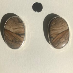 Shop Picture Jasper Earrings! Picture jasper earrings | Natural genuine Picture Jasper earrings. Buy crystal jewelry, handmade handcrafted artisan jewelry for women.  Unique handmade gift ideas. #jewelry #beadedearrings #beadedjewelry #gift #shopping #handmadejewelry #fashion #style #product #earrings #affiliate #ad