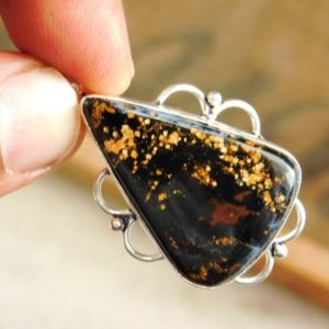 Shop Pietersite Pendants! Pietersite Pendant, designer pendant, Pietersite Gemstone Pendant, Pietersite Jewelry pendant, Sterling silver Pendant, gift for her,(P-331) | Natural genuine Pietersite pendants. Buy crystal jewelry, handmade handcrafted artisan jewelry for women.  Unique handmade gift ideas. #jewelry #beadedpendants #beadedjewelry #gift #shopping #handmadejewelry #fashion #style #product #pendants #affiliate #ad