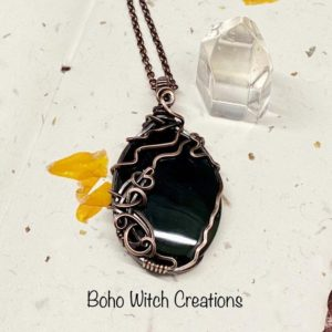 Shop Rainbow Obsidian Pendants! Rainbow obsidian pendant/wire wrapped pendant   Natural genuine Rainbow Obsidian pendants. Buy crystal jewelry, handmade handcrafted artisan jewelry for women.  Unique handmade gift ideas. #jewelry #beadedpendants #beadedjewelry #gift #shopping #handmadejewelry #fashion #style #product #pendants #affiliate #ad