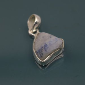Shop Dumortierite Pendants! Rare  Natural Dumortierite Quartz Pendant I Rare Crystal Pendant I Blue Quartz Pendant I Raw Crystal Pendant I Crystal Jewelry | Natural genuine Dumortierite pendants. Buy crystal jewelry, handmade handcrafted artisan jewelry for women.  Unique handmade gift ideas. #jewelry #beadedpendants #beadedjewelry #gift #shopping #handmadejewelry #fashion #style #product #pendants #affiliate #ad
