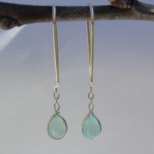 silver and calcite long earrings, silver pendant fine stone earrings 925 | Natural genuine Calcite earrings. Buy crystal jewelry, handmade handcrafted artisan jewelry for women.  Unique handmade gift ideas. #jewelry #beadedearrings #beadedjewelry #gift #shopping #handmadejewelry #fashion #style #product #earrings #affiliate #ad