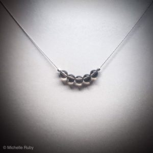 Shop Smoky Quartz Necklaces! Smokey Smoky Quartz Necklace, Grounding Necklace, EMF Protection | Natural genuine Smoky Quartz necklaces. Buy crystal jewelry, handmade handcrafted artisan jewelry for women.  Unique handmade gift ideas. #jewelry #beadednecklaces #beadedjewelry #gift #shopping #handmadejewelry #fashion #style #product #necklaces #affiliate #ad