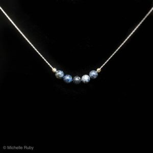 Shop Sodalite Necklaces! Sodalite Jewelry Healing Necklace, Mindfulness | Natural genuine Sodalite necklaces. Buy crystal jewelry, handmade handcrafted artisan jewelry for women.  Unique handmade gift ideas. #jewelry #beadednecklaces #beadedjewelry #gift #shopping #handmadejewelry #fashion #style #product #necklaces #affiliate #ad