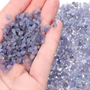Shop Tanzanite Stones & Crystals! Mini Raw Tanzanite Pieces, Rough Tanzanite, Genuine Tanzanite Crystal, December Birthstone, Bulk Raw Gemstone, MiniTanzanite001 | Natural genuine stones & crystals in various shapes & sizes. Buy raw cut, tumbled, or polished gemstones for making jewelry or crystal healing energy vibration raising reiki stones. #crystals #gemstones #crystalhealing #crystalsandgemstones #energyhealing #affiliate #ad