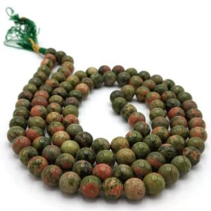 Shop Unakite Necklaces! Unakite Mala Beads Necklace – Unakite Necklace | Unakite Beads 108 Mala Bracelet / Gemstone Prayer Beads Japa Mala 108 (Unakite Jewelry) | Natural genuine Unakite necklaces. Buy crystal jewelry, handmade handcrafted artisan jewelry for women.  Unique handmade gift ideas. #jewelry #beadednecklaces #beadedjewelry #gift #shopping #handmadejewelry #fashion #style #product #necklaces #affiliate #ad