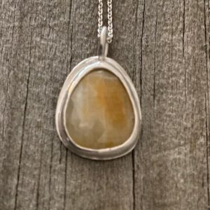 Shop Yellow Sapphire Pendants! Yellow Sapphire pendant | Natural genuine Yellow Sapphire pendants. Buy crystal jewelry, handmade handcrafted artisan jewelry for women.  Unique handmade gift ideas. #jewelry #beadedpendants #beadedjewelry #gift #shopping #handmadejewelry #fashion #style #product #pendants #affiliate #ad