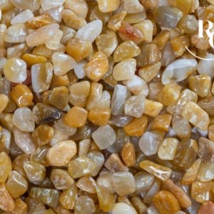 Shop Tumbled Topaz Crystals & Pocket Stones! 50g Hard Topaz Tumblestones & chips | Natural genuine stones & crystals in various shapes & sizes. Buy raw cut, tumbled, or polished gemstones for making jewelry or crystal healing energy vibration raising reiki stones. #crystals #gemstones #crystalhealing #crystalsandgemstones #energyhealing #affiliate #ad