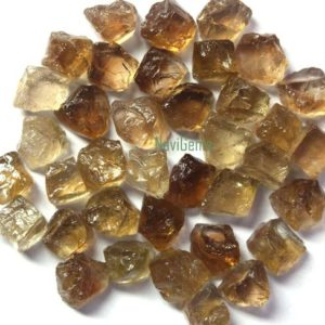 Shop Raw & Rough Topaz Stones! AAA Quality 20 Piece Natural Imperial Topaz Rough,Topaz Rough Gemstone,Making Jewelry,6-8 mm ,Undrilled,Loose Gemstone,Wholesale Price | Natural genuine stones & crystals in various shapes & sizes. Buy raw cut, tumbled, or polished gemstones for making jewelry or crystal healing energy vibration raising reiki stones. #crystals #gemstones #crystalhealing #crystalsandgemstones #energyhealing #affiliate #ad