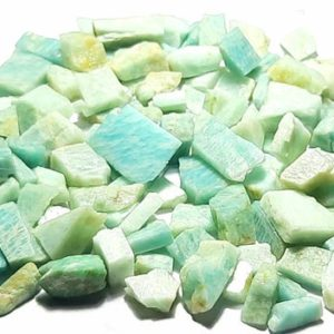Shop Raw & Rough Amazonite Stones! Amazonite Rough Gemstone, Amazonite Specimens,Top Quality Amazonite Raw Material,Real Amazonite Rough for Ring,earing,pendent,Jewelry Making | Natural genuine stones & crystals in various shapes & sizes. Buy raw cut, tumbled, or polished gemstones for making jewelry or crystal healing energy vibration raising reiki stones. #crystals #gemstones #crystalhealing #crystalsandgemstones #energyhealing #affiliate #ad