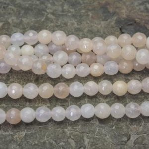 Shop Aventurine Faceted Beads! peach aventurine faceted round beads – light pink gemstone beads – jewelry making beads – faceted round stone beads – 15inch | Natural genuine faceted Aventurine beads for beading and jewelry making.  #jewelry #beads #beadedjewelry #diyjewelry #jewelrymaking #beadstore #beading #affiliate #ad