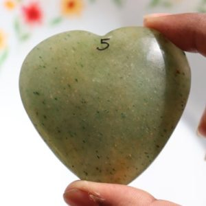 Shop Tumbled Aventurine Crystals & Pocket Stones! Light Green Aventurine Crystal, Green Aventurine Tumble Stone, Green Aventurine Tumbled Stone, Pocket Stone, Worry Stone,  Quality Crystals | Natural genuine stones & crystals in various shapes & sizes. Buy raw cut, tumbled, or polished gemstones for making jewelry or crystal healing energy vibration raising reiki stones. #crystals #gemstones #crystalhealing #crystalsandgemstones #energyhealing #affiliate #ad