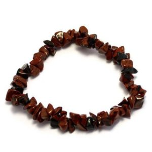 Shop Mahogany Obsidian Bracelets! Baroque (mahogany) mahogany Obsidian bracelet   Natural genuine Mahogany Obsidian bracelets. Buy crystal jewelry, handmade handcrafted artisan jewelry for women.  Unique handmade gift ideas. #jewelry #beadedbracelets #beadedjewelry #gift #shopping #handmadejewelry #fashion #style #product #bracelets #affiliate #ad