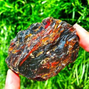 Shop Raw & Rough Amber Stones! Black amber, raw amber, raw crystal amber, raw black amber, black amber crystal, Christmas amber, natural amber, raw amber crystal ship now | Natural genuine stones & crystals in various shapes & sizes. Buy raw cut, tumbled, or polished gemstones for making jewelry or crystal healing energy vibration raising reiki stones. #crystals #gemstones #crystalhealing #crystalsandgemstones #energyhealing #affiliate #ad