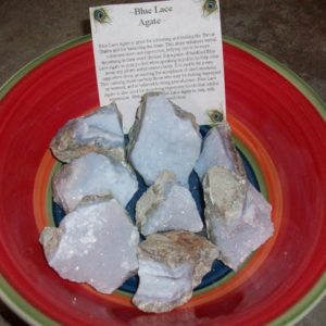 Shop Raw & Rough Blue Lace Agate Stones! Blue Lace Agate Raw Crystal Clusters | Natural genuine stones & crystals in various shapes & sizes. Buy raw cut, tumbled, or polished gemstones for making jewelry or crystal healing energy vibration raising reiki stones. #crystals #gemstones #crystalhealing #crystalsandgemstones #energyhealing #affiliate #ad