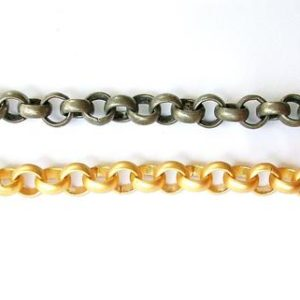 Shop Chain for Jewelry Making! Bulk Jewelry Making Chain, Wholesale Chain, Bulk Chain, Jewelry Finding, Jewelry Making, Rolo Chain, Heavy Chain, Gold Chain, silver Chain | Shop jewelry making and beading supplies, tools & findings for DIY jewelry making and crafts. #jewelrymaking #diyjewelry #jewelrycrafts #jewelrysupplies #beading #affiliate #ad