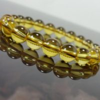Citrine 8mm Bracelet, Natural Gemstone Bracelet, Unisex Women Men Bracelet, Stretch Beaded Bracelet +gift Bag | Natural genuine Gemstone jewelry. Buy crystal jewelry, handmade handcrafted artisan jewelry for women.  Unique handmade gift ideas. #jewelry #beadedjewelry #beadedjewelry #gift #shopping #handmadejewelry #fashion #style #product #jewelry #affiliate #ad