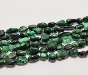 Shop Emerald Chip & Nugget Beads! 50% OFF Beautiful Natural Emerald Smooth Nuggets Beads Strand | Emerald Smooth Nuggets Beads Strand| Emerald Smooth Tumble Beads Strand… | Natural genuine chip Emerald beads for beading and jewelry making.  #jewelry #beads #beadedjewelry #diyjewelry #jewelrymaking #beadstore #beading #affiliate #ad